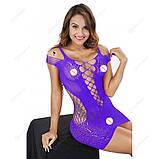 """Сексуальное сетчатое платье """"Джина"""" для Вашей фигурки 15907, фото 4"""