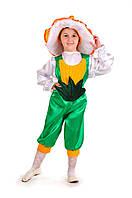 """Гриб """"Лисичка"""" карнавальный костюм для мальчика"""