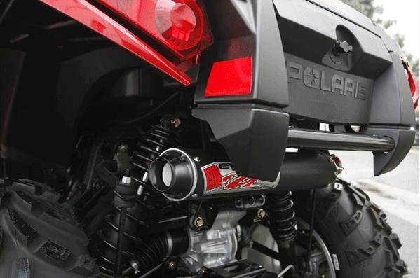 Глушитель Big Gun для Polaris Sportsman 850XP/850XP EPS (09-16) EVO