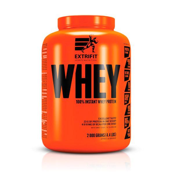 Протеин сывороточный Instant Whey Protein (2 kg) 100% EXTRIFIT