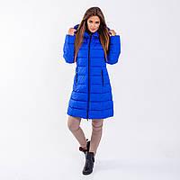 Женское пальто Indigo N 008T SAX