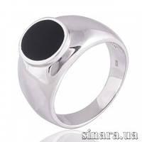 Мужской серебряный перстень 8376