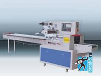 Горизонтальная упаковочная машина флоу-пак ALD-250D