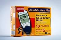 Глюкометр SensoLite Nova Plus