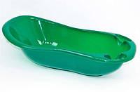 """Ванночка детская SL №1  - цвет темно зеленый """"K-PLAST""""(7) код 27764"""