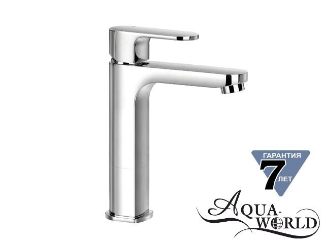 Смеситель для раковины чаша высокий SMART L Aqua-World СМ35СМ.17.2