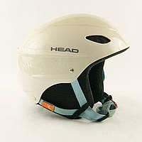 Гірськолижний шолом Head Intersport білий глянець (H-021) Б/В - XS-S