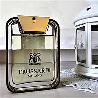 Туалетная Вода Для Мужчин Trussardi My Land (edt 100ml) (Lux Реплика)