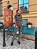 """Женский шерстяной брючный костюм """"Кatana"""" с жакетом (3 цвета), фото 4"""