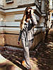 """Женский шерстяной брючный костюм """"Кatana"""" с жакетом (3 цвета), фото 6"""