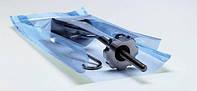 Стерилизационная упаковка-пленка (с боковыми складками) Стериклин ® 7,5 x 2,5 см /100м