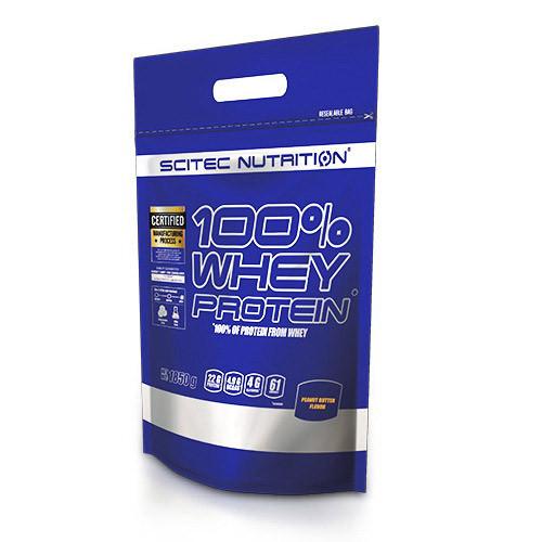 Протеин сывороточный Whey Protein (1,85 kg) 100%  Scitec Nutrition