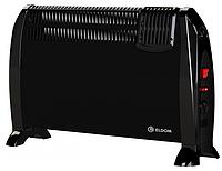 Электрический конвектор Eldom CFV2000(BL) с функцией вентиляции