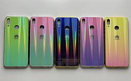 Чехол Glass Case для Huawei Y7 2019