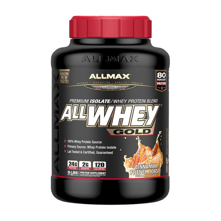 Протеин сывороточный All Whey Gold (2,27 kg) All Max Nutrition