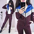 Женский спортивный костюм с мастеркой на молнии 8spt713, фото 4