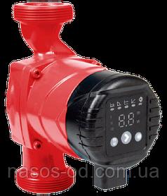 """Циркуляционный насос Euroaqua GPS25-6S/180 для системы отопления 47-100Вт Hmax6м Qmax65л/мин Ø1½"""" 180мм +гайки"""