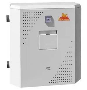 Газовый котел Гелиос АОГВ 10 м кВт, фото 2