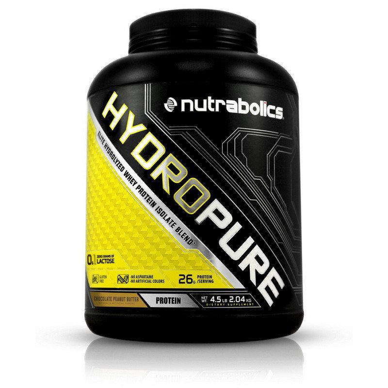 Протеин Hydro Pure (2,04 kg) NutraBolics