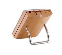 Колода для кухонных ножей Zwilling деревянная 35696-400-0