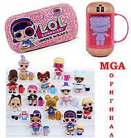 LOL Surprise Кукла сюрприз в капсуле декодер Секретные месседжи ЛОЛ Under Wraps Doll Eye Spy 1 волна оригинал