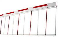 Алюминиевая шторка-решетка под стрелу, 2м
