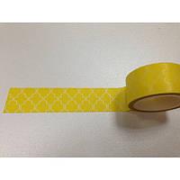 Скотч бумажный декоративный для скраповых работ, 20мм, фото 1