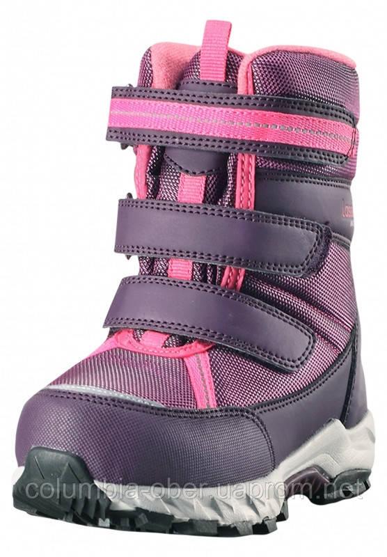 Зимние сапоги для девочки LassieTec Boulder 769110.8-4890. Размеры 32 - 35.