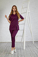 Женская медицинская куртка топ Дана - Жіноча медична куртка топ Дана