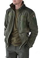 Тактическая флисовая кофта Tact II Warrior Olive