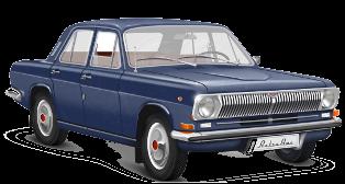 Тюнинг ГАЗ 2410