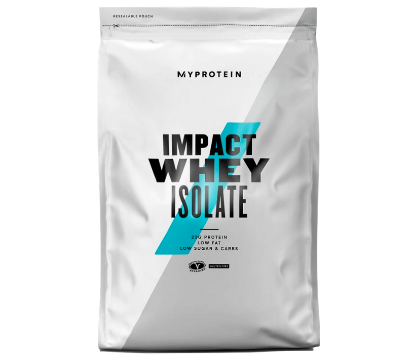 Протеин Изолят Impact Whey Isolate (2,5 kg) MyProtein