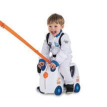 Чемодан детский Космический корабль Trunki, фото 3