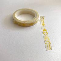 Скотч бумажный декоративный для скраповых работ, 5мм, фото 1