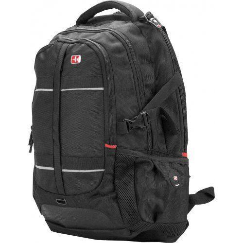Рюкзак для ноутбука Continent BP-302BK Black