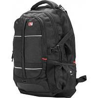 Рюкзак для ноутбука Continent BP-302BK Black, фото 1