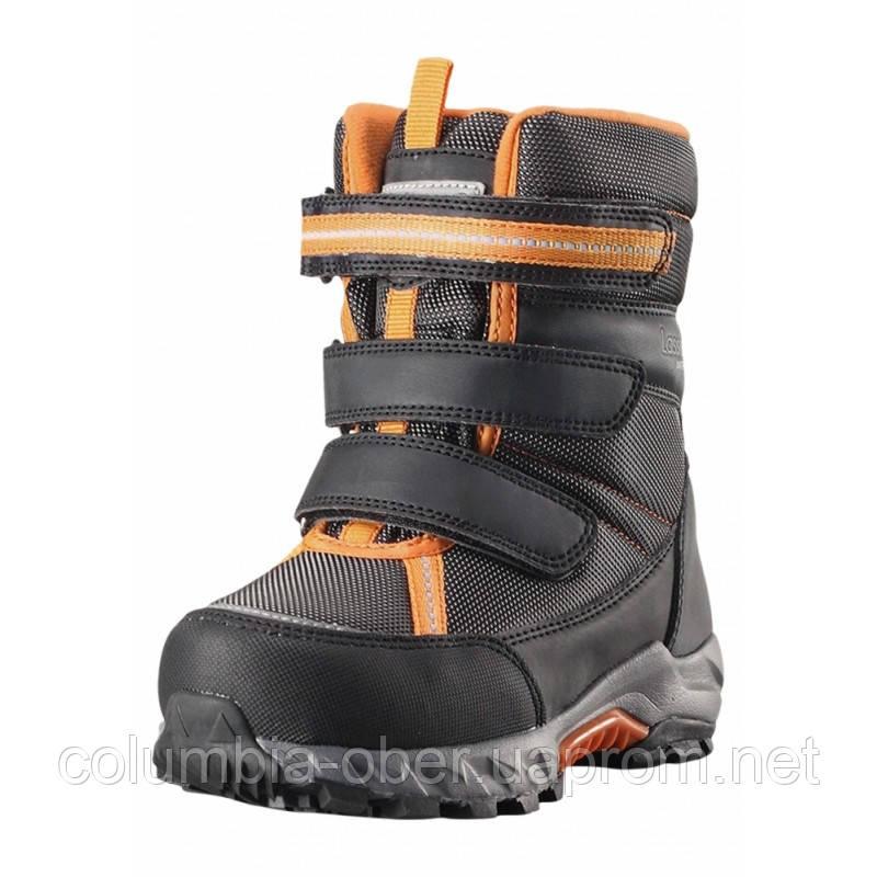 Зимние сапоги для мальчика LassieTec Boulder 769110.8-9990. Размеры 24 - 31.