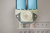 Клапан 23542 (0.5 и 0.8 литр в мин) двойной для льдогенератора Brema, Scotsman, Luxia, NTF (универсальный), фото 3