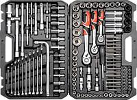 Набор инструментов Yato YT-38872 для ремонта авто 128 шт