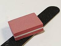 Набор одноразовый пилка 100/80 и баф120, в индивидуальной упаковке, шт