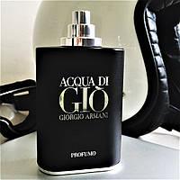 Туалетная Вода Для Мужчин Giorgio Armani Acqua Di Gio Profumo (edt 100ml) (Lux Тестер)