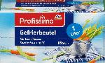 Пакеты для заморозки Profissimo Gefrierbeutel 1 L, 65 шт.
