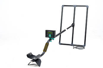Глубинная рамка для металлоискателя 40 х 60 см для импульсных МД, фото 3