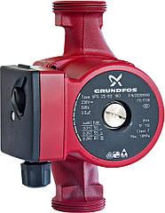 Циркуляционный Насос Grundfos 25-4-180 для Системы Отопления