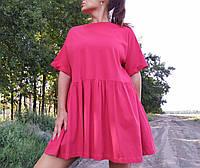 Платье женское свободное Турция (размеры в описании) Busem