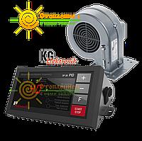KG Elektronik SP 30 PID + DP 02 Комплект автоматики для твердотопливных котлов