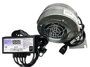 Европейский Комплект Автоматики Для Твердотопливных Котлов Nowosolar Pk-22 + NWS-100
