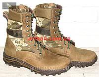 Армейские берцы (ботинки). Качественная кожа. Размеры 40,41,42,43,44,45. Новые., фото 1