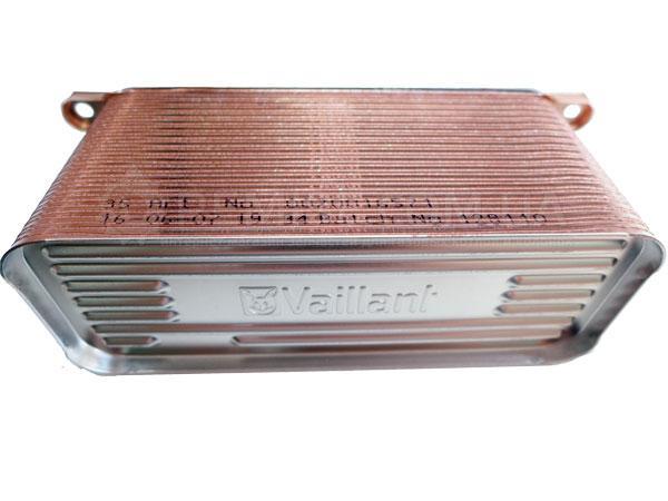 Вторичный теплообменник Vaillant turboTEC Plus 32кВт. - 0020025041