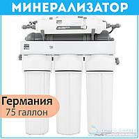 Фильтр обратного осмоса Platinum Wasser ULTRA 6 с минерализатором, фото 1